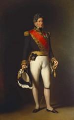 Louis-Philippe en 1845